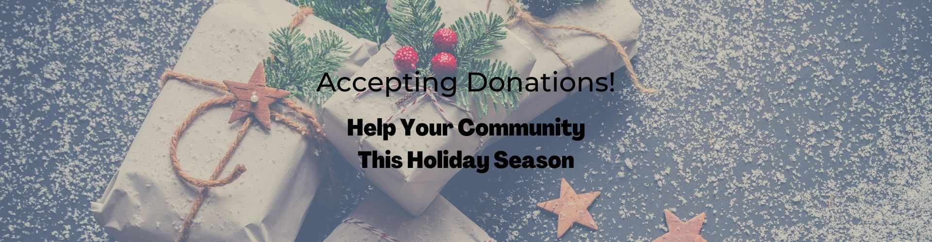 The Salvation Army holiday initiative